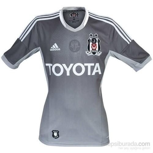 Beşiktaş 2013/2014 Çocuk Gri Maç Forması D03361