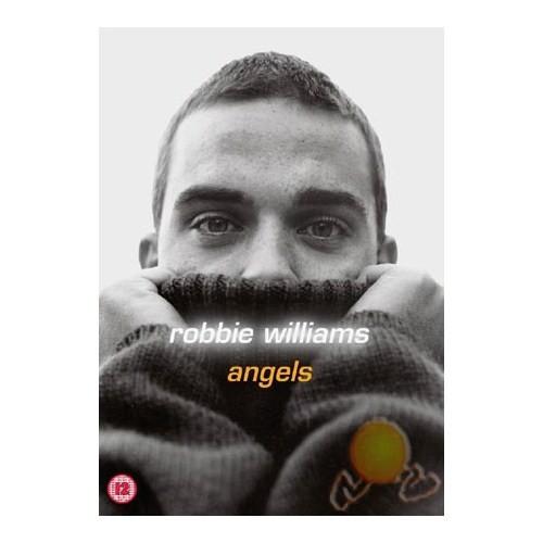 Robbie Williams - Angels (dvd)