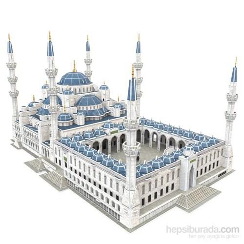 Cubic Fun 321 Parça Sultan Ahmet Camii 3D Puzzle