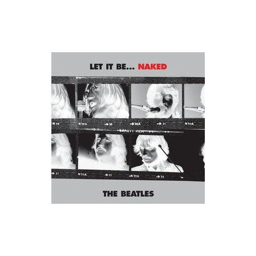 The Beatles 2 Cd - Let It Be... Naked