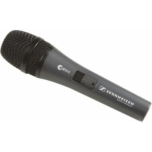 Sennheiser E-815 Sx Vokal & Enstrüman Mikrofonu