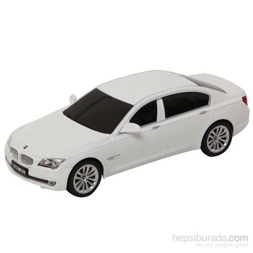 Asonic Gk Racer 866-2201 Beyaz Bmw-750 4 Fonksiyon 1/22 Uzaktan Kumandalı Araba