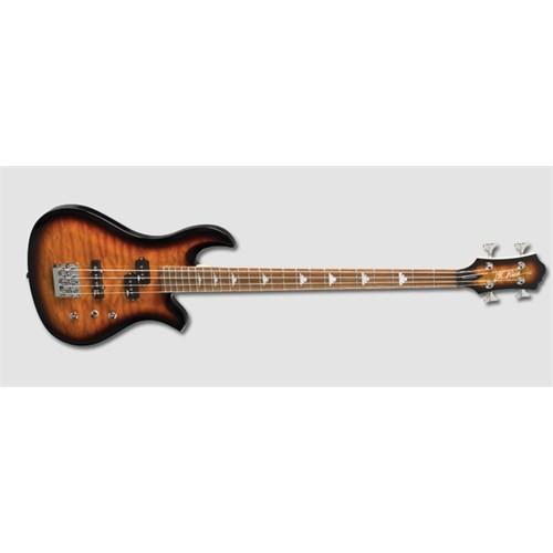 Bc Rich Eagle Masterpiece 4 Telli - Bass Gitar