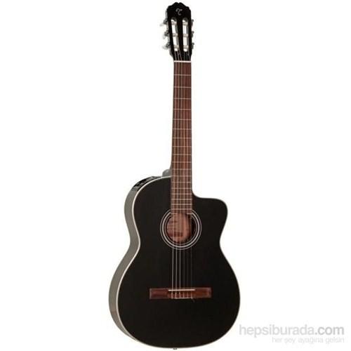 Takamine Gc1Ce-Blk Elektro Klasik Gitar