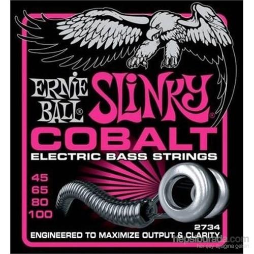 Ernie Ball P02734 45-100 Bas Gitar Teli