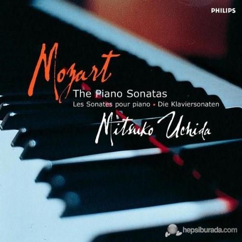 Mitsuko Uchida - Mozart: Complete Piano Sonatas