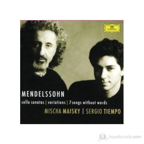 Mischa Maisky - Mendelssohn: Cello Sonatas