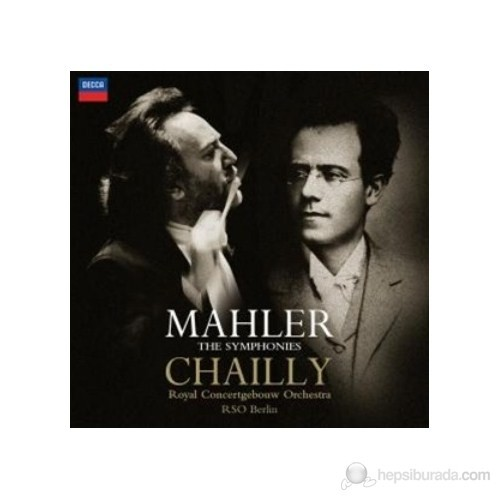 Riccardo Chailly - Mahler: The Symphonies (12 Cd)