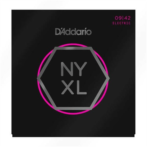 D'Addario Nyxl0942 Super Light Tension Tel Seti