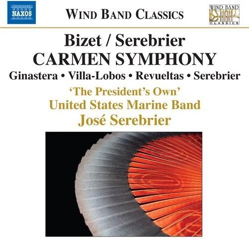 Bizet / Serebrier - Carmen Symphony And Other Works Cd