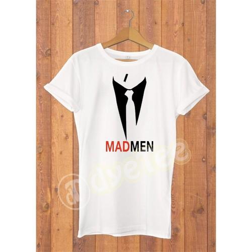 Dyetee Mad Tie Bayan T-Shirt