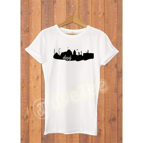 Dyetee Elazığ Bayan T-Shirt