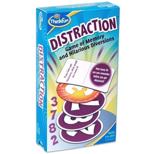 Distraction Dikkatin Mi Dağıldı? Kutu Oyun