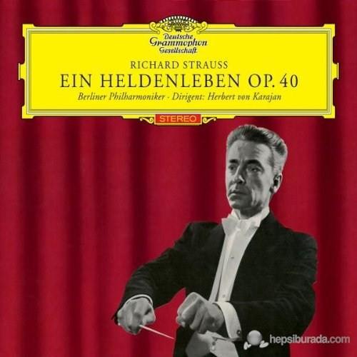Herbert Von Karajan - Strauss,R.: Eın Heldenleben /Tıl Eulenspıegel
