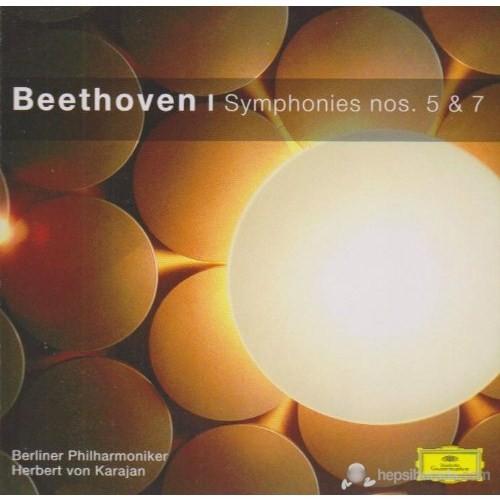Herbert Von Karajan - Beethoven: Symphonıes Nos:5-7