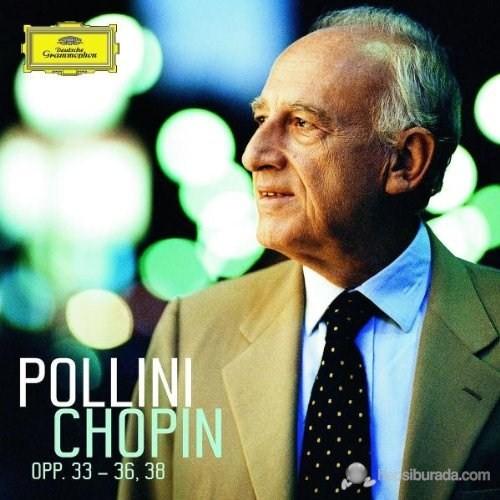 Maurizio Pollini - Chopin: Opp. 33-36,39
