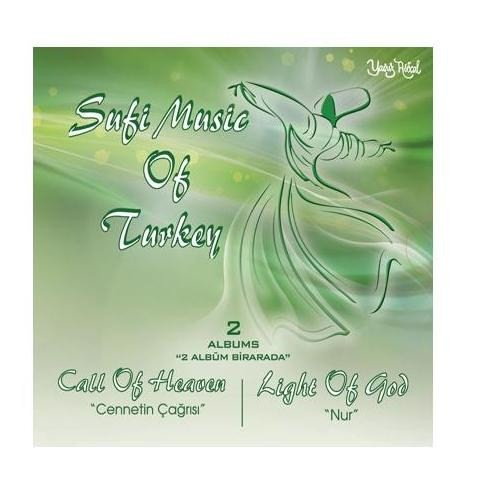Sufi Music Of Turkey - Call Of Heaven & Light Of God