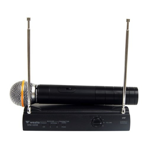 Westa Wm-320E Vhf Kablosuz Mikrofon El