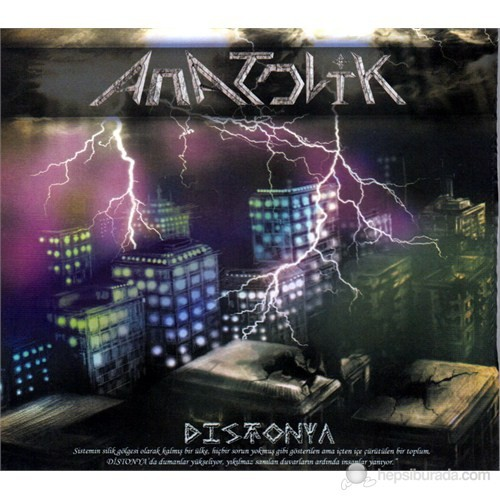 Anatolik - Distonya
