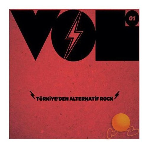 Türkiye'den Alternatif Rock VOL.01