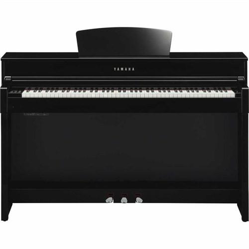 Yamaha Clavinova CLP535PE Parlak Siyah Dijital Piyano