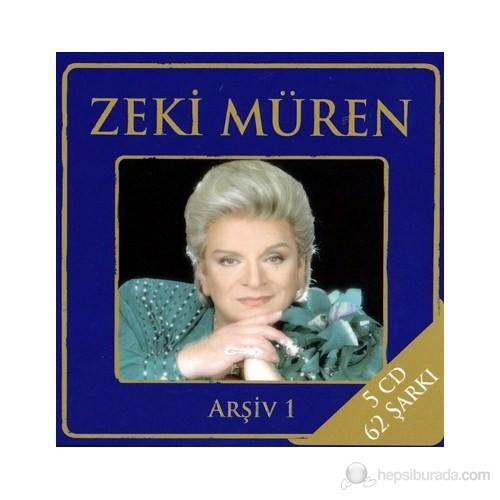 Zeki Müren - Arşiv 1 (5CD Box)
