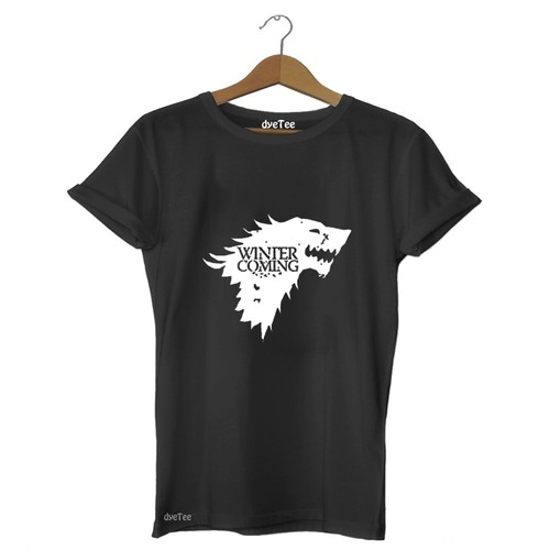 Dyetee Game Of Thrones Bayan T-Shirt