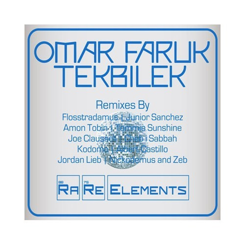 Omar Faruk Tekbilek - Ra Re Elements