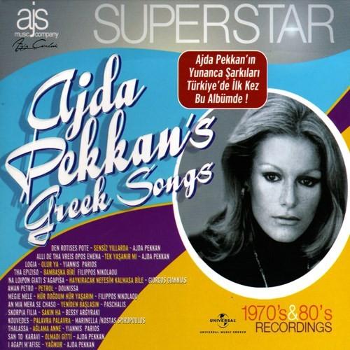 Superstar - Ajda Pekkan's Greek Songs 'Deluxe Edition' (Plak)