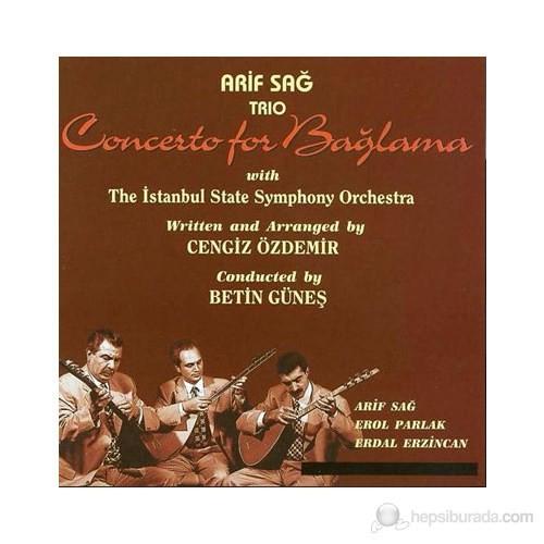 Arif Sağ - Trio/Concerto For Bağlama
