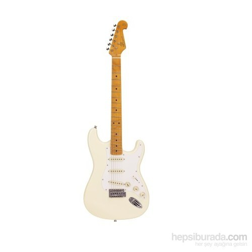 SX SST57 VWH Elektro Gitar