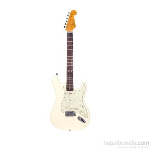 SX SST62 VWH Elektro Gitar