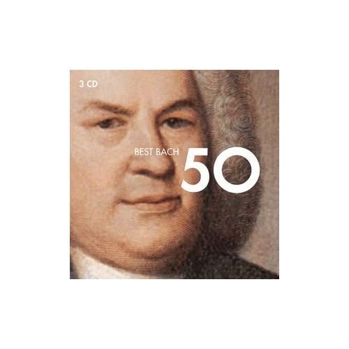 Best 50 Bach 3 CD