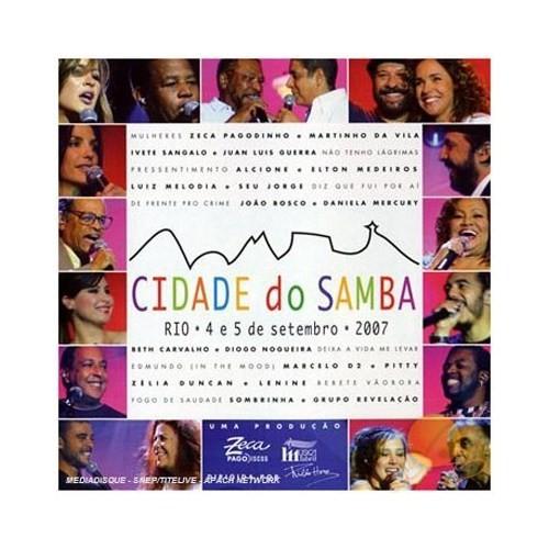 Various Artists - Cıdade Do Samba
