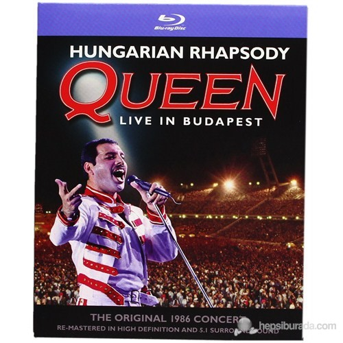 Queen - Hungarıan Rhapsody