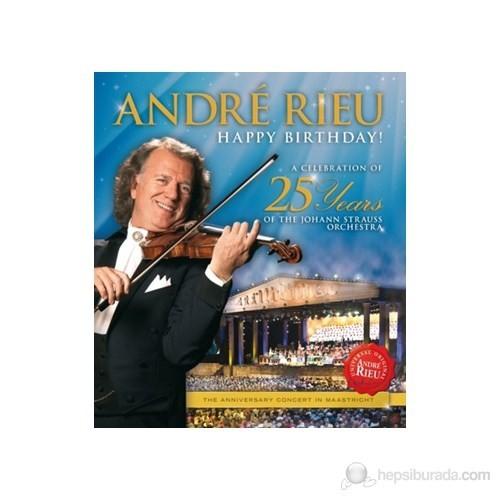André Rieu - Happy Birthday (DVD)