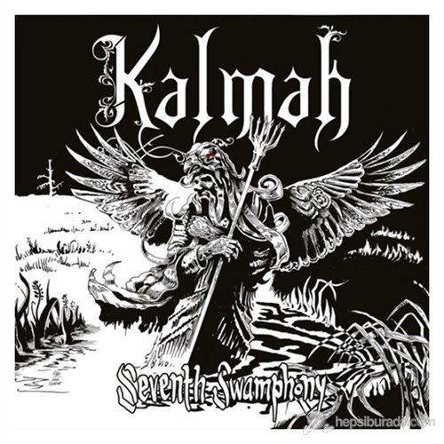 Kalmah - Seventh Swamphony (LP)