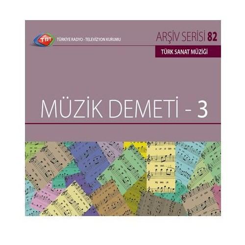 TRT Arşiv Serisi 082: Müzik Demeti 3