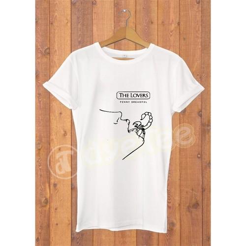 Dyetee Penny Dreadful Bayan T-Shirt