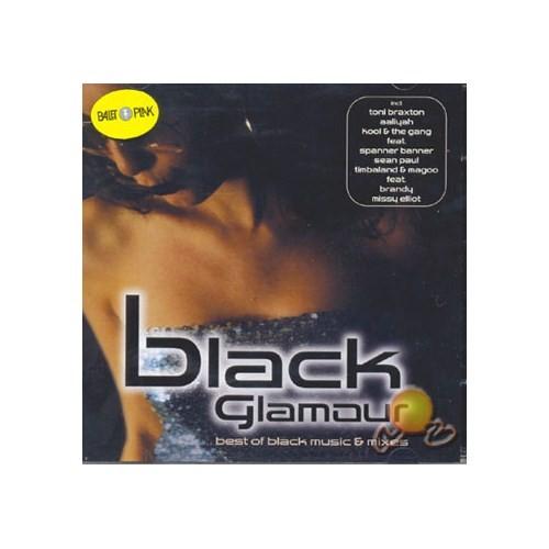 Various ( Black Glamour ) (2 Cd ) - Cd