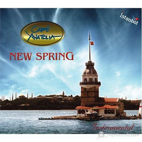 Cafe Anatolia - New Sprıng