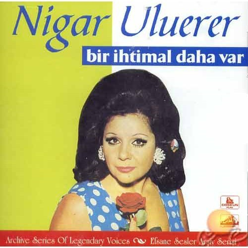 Bir İhtimal Daha Var (Nigar Uluerer) (coşkun) (cd)