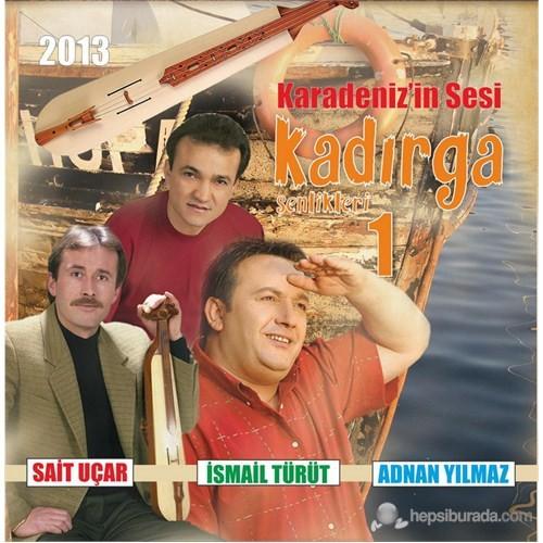 Sait Uçar-İsmail Türüt-Adnan Yılmaz - Karadeniz'in Sesi Kadırga Şenlikleri 1