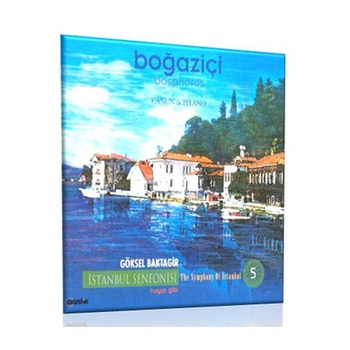 İstanbul Senfonisi 5: Boğaziçi - Hayal Gibi - Göksel Baktagir - Ceyhun Çelikten