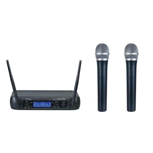 Denox Mdr220 2Li El Mikrofonu