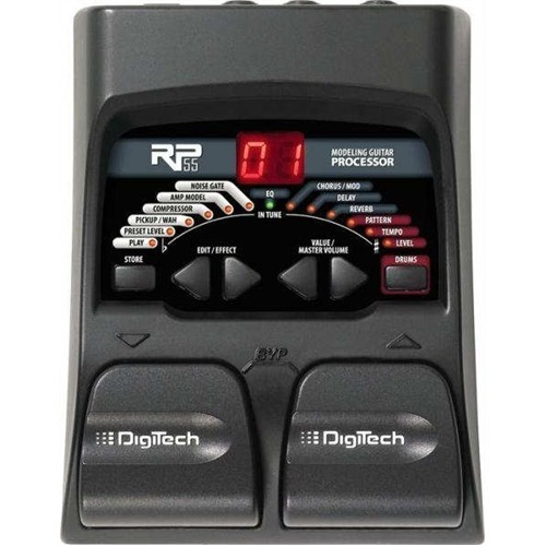 Digitech Rp55 Elektro Gitar Prosesörüda