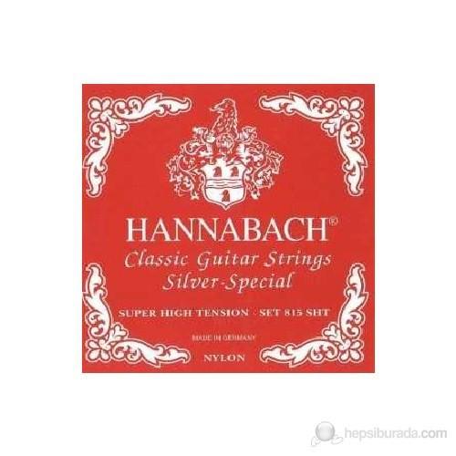 Hannabach 652.547 Klasik Gitar Teli Set