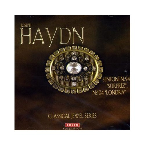Haydn - Senfoni No.94 - Cd