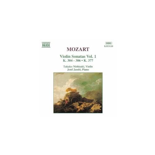 Mozart - Violin Sonatas Vol. 1 (Cd)
