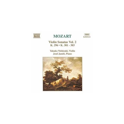 Mozart - Violin Sonatas Vol. 2 (Cd)